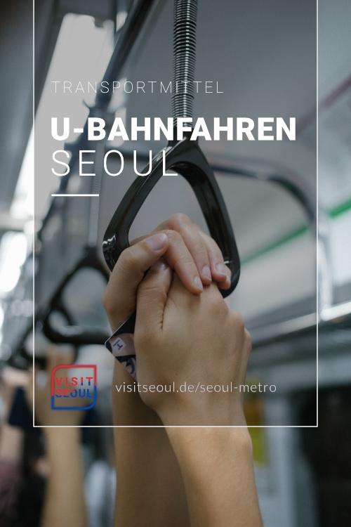 Seoul Metro: So funktioniert die U-Bahn in Seoul mit der T-MoneyCard